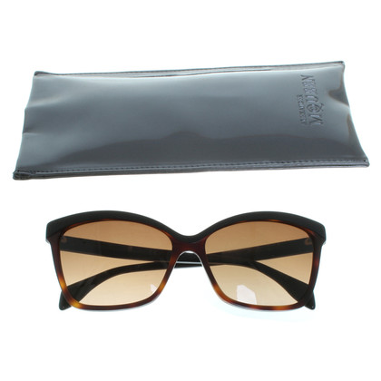 Alexander McQueen Sunglasses with tortoiseshell pattern