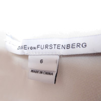 Diane von Furstenberg Top with pleats