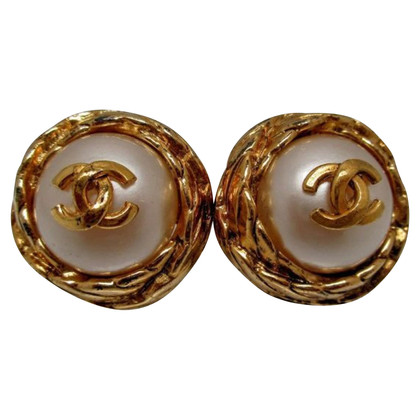 Chanel Earrings 1995