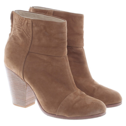 Rag & Bone Ankle boots suede