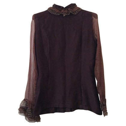 Dondup Bluse mit Muster