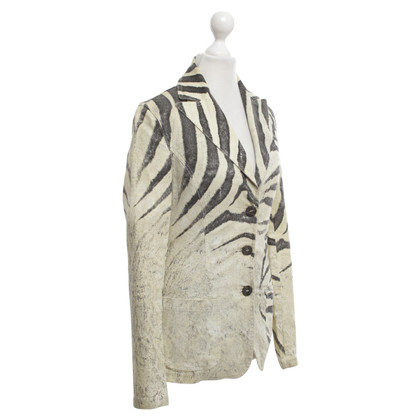 Just Cavalli Blazer avec imprimé animal