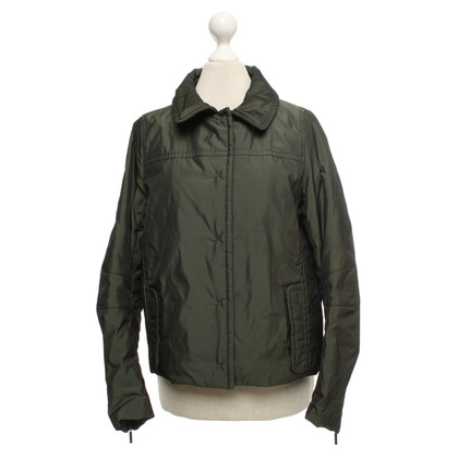 Max Mara Jacket in olive green