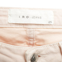 Iro Jeans in pink