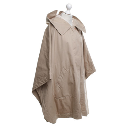 See by Chloé Cape in Beige/Puderrosa
