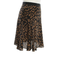 Strenesse skirt with Animalprint
