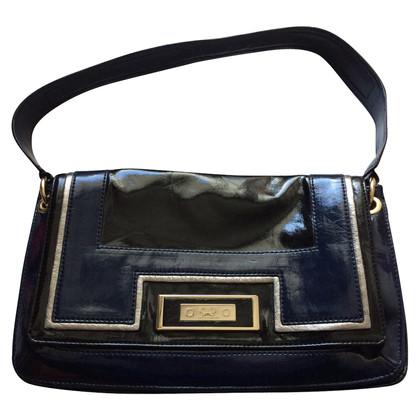Anya Hindmarch blauwe zak