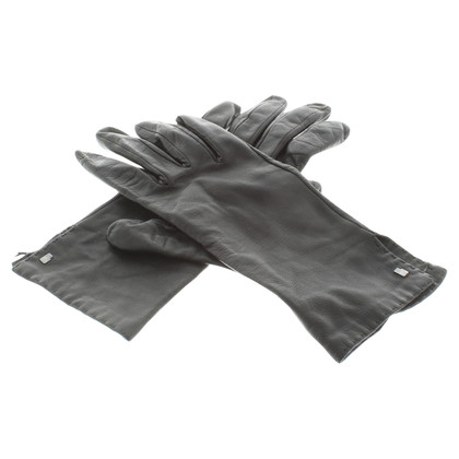 Other Designer Roeckl - Leather gloves in black