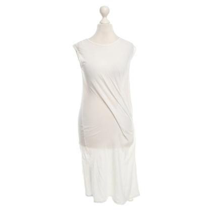 Ann Demeulemeester abito estivo in bianco