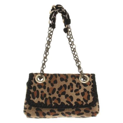 Maliparmi Shoulder bag in fur look