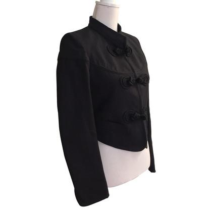 Emilio Pucci zwarte jas