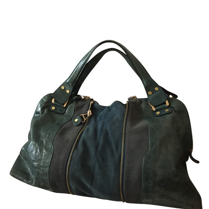 Jimmy Choo Handbag in olive