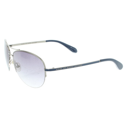 Marc by Marc Jacobs Sunglasses in blue