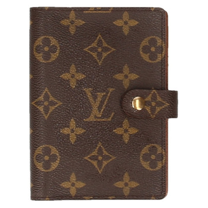 "Louis Vuitton ""Agenda Fonctionnel PM Monogram Canvas"""