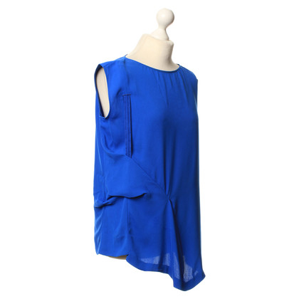 Maison Martin Margiela Top in Royal Blue