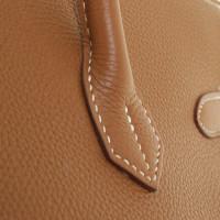 "Hermès ""Leather Birkin Bag 35 Togo"""