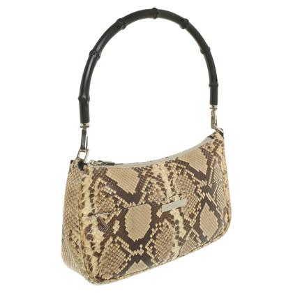 Gucci Handtasche aus Schlangenleder