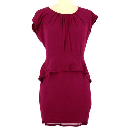Sandro fuschia dress