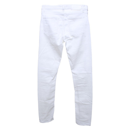 Acne Jeans in Weiß