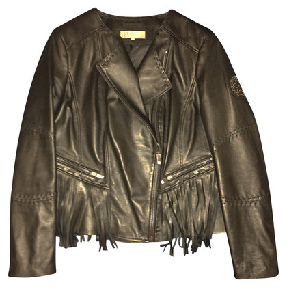 Thomas Rath biker jacket nappa