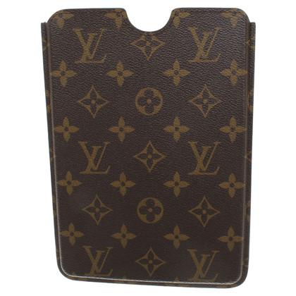 Louis Vuitton ipad Mini Case van Monoram Canvas