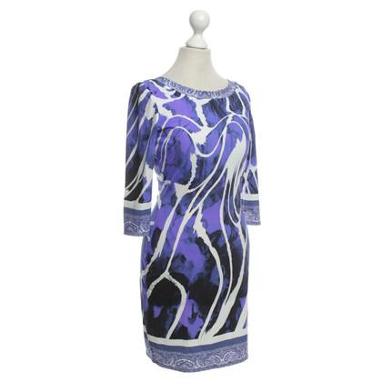 Roberto Cavalli Patroon jurk