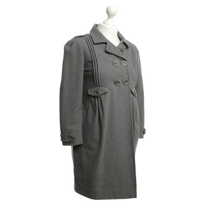 See by Chloé Coat in grey