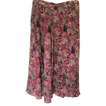 Kenzo silk skirt