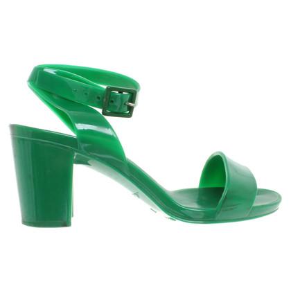 L'autre Chose Sandaletten aus Gummi