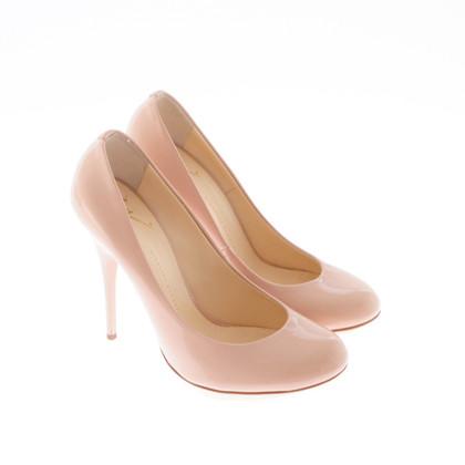 Giuseppe Zanotti Pink beige pumps