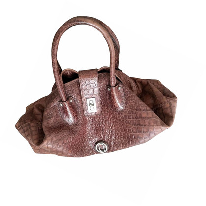 Laurèl Handtasche in Reptil-Optik