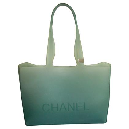 Chanel Shopper gemaakt van rubber