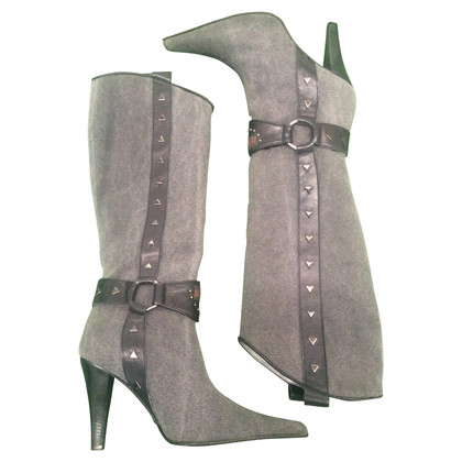 Just Cavalli Stiefel Denim