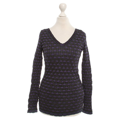 Missoni Knitted sweater with pattern