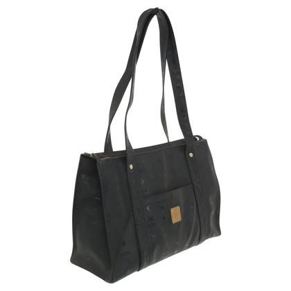 MCM Shopper in black
