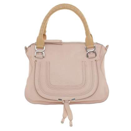 Chloé Borsa 'Marcie Medium Bliss Pink'