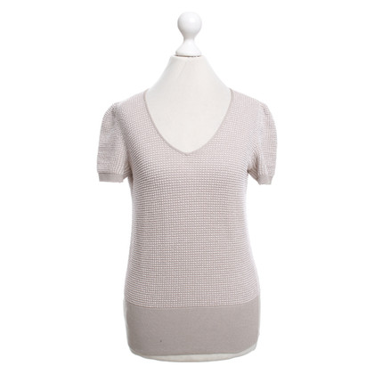 Giorgio Armani Knitted top made of silk mix