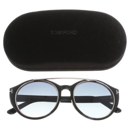 Tom Ford Zonnebril met verloop