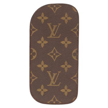 Louis Vuitton Case gemaakt Monogram Canvas