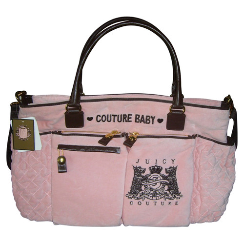 94df3713f7b4 Juicy Couture Shoulder bag - Second Hand Juicy Couture Shoulder bag ...