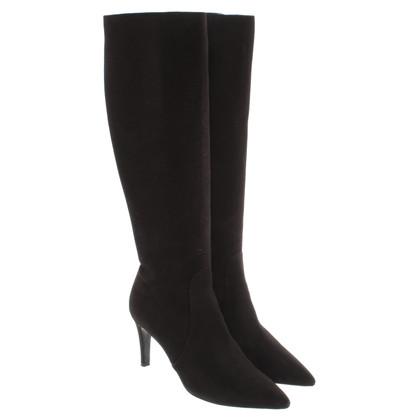 Bottega Veneta Stiefel aus Wildleder