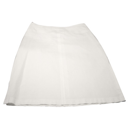 Marc Cain Katoenen rok in White