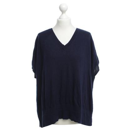 Diane von Furstenberg Pullover in maglia blu