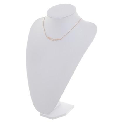 Swarovski Belle gemme catena a maglia