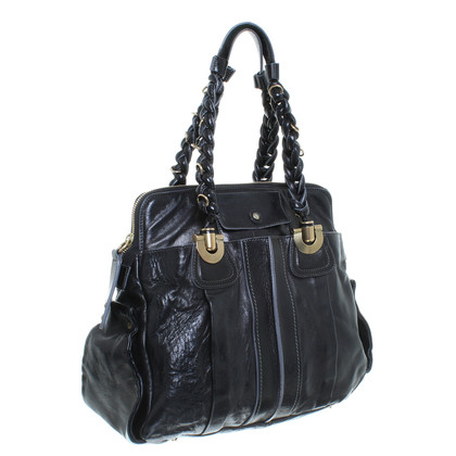 Chloé Leather bag in black