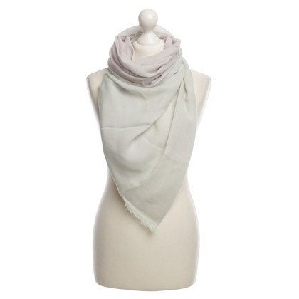 Hermès Veranderende zijden sjaal