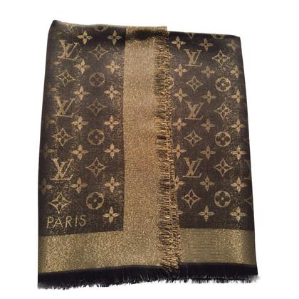 Louis Vuitton Monogram-shine cloth in Brown