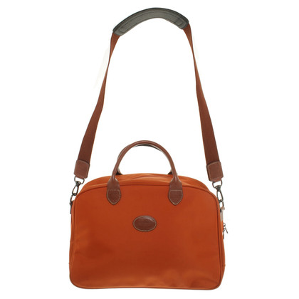Longchamp Travel bag with leather detail