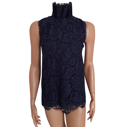 Chanel kanten blouse