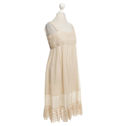 Red Valentino Cream colored dress